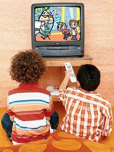 Breaking the TV Habit: Expert help for kids who spend too much time in front of the tube. Parenting Styles, Kids And Parenting, Parenting Hacks, After School Care, Digital Detox, Love My Kids, Kids Tv, Baby Kids, Entertaining