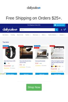 Best deals and coupons for Daily Sale