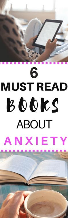 These are my favorite books about social anxiety. Check them out to learn more about anxiety and how to cope with it.