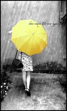 Here comes the rain again. by ~tojciciva93 on deviantART