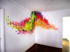 Graffiti Indoor | Artista Plástico Zezão