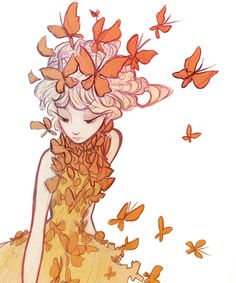 The compassion, warmth and beauty of Effie Trinket that not everyone can see.