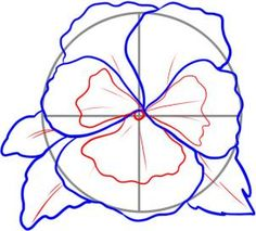 How to Draw a Pansy Step by Step Flowers Pop Culture FREE Online Drawing Tutorial Added by Dawn September 13 2010 pm Flower Drawing Tutorial Step By Step, Flower Drawing Tutorials, Flower Step By Step, Flower Tutorial, Art Tutorials, Drawing Flowers, Flower Drawings, Drawing Step, Plant Drawing