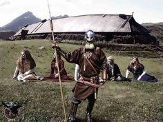 A Viking and his treasures by thecasperart.deviantart.com on @DeviantArt