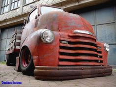 old chevy coe