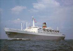 Holland America Line, Gift Card Generator, Diesel Locomotive, Beautiful Ocean, Rotterdam, Sailing Ships, Around The Worlds, Hal Cruises, Cruise Ships