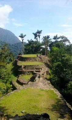 Enjoy unique and unforgettable landscapes! #travel #adventure #culture #lostcitytrek #colombia #sierranevada #hike