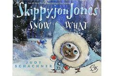 Skippyjon-Jones--Snow-What -  Kids familiar with Skippyjon Jones, the cat who thinks he's a Chihuahua, will get a kick of out this winter-themed story. In this installment by author Judy Schachner, Skippyjon enteres a magical winter wonderland where he's challenged to wake up a frozen princess by kissing her. Youngsters will delight in the book's rhyming wordplay and laugh along with the title character.