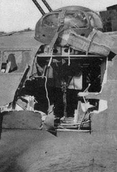 Battle-Damaged B-17 Flying Fortresses: Fuselage hits - Page 1