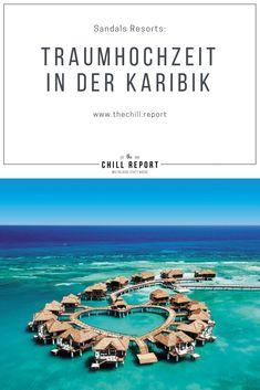Traumhochzeit in der Karibik feiern - The Chill Report Beaches, Wedding, Caribbean, Getting Married, Valentines Day Weddings, Mariage, Weddings, Marriage, Casamento