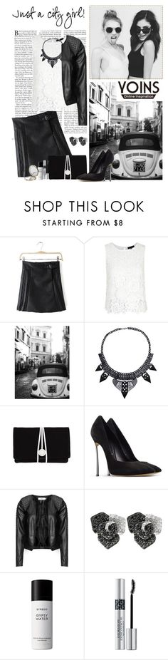 """City girls"" by polybaby ❤ liked on Polyvore featuring mode, Torula Bags, Casadei, Zizzi, Effy Jewelry, Byredo, Christian Dior, Henri Bendel et yoins"