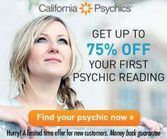 Powerful Psychics + Best Deals