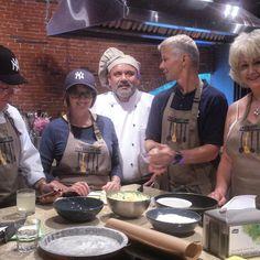 Master Class cocina Hispana Moscú