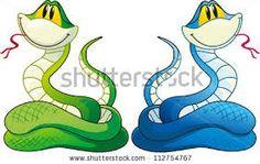 Bildresultat för snake cartoon picture