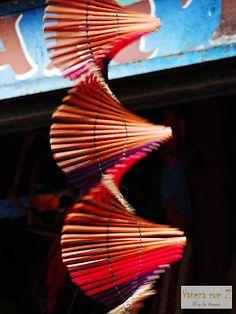 Feira de São Joaquim em Salvador, Bahia, Brasil. Na Bahia tem ... artesanato para ninguém botar defeito.  Fotografia: http://vanezacomz.blogspot.com.br