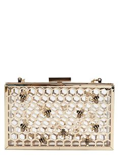 Skinny Dip bee clutch... Wow!!! I adore this clutch!!