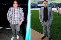 Jonah Hill - 16 #Celebrity Weight Loss Successes #weightloss