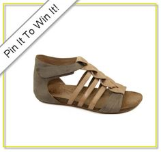 These look cozycozy Naya Shoes. Want these sandals! Pin it to win it! ;)