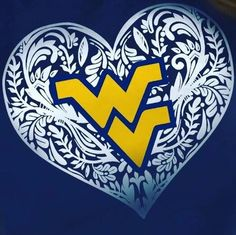 Mountaineer Zone Mountaineers Football, Wvu Football, Lsu, West Virginia Basketball, Ribbon Topiary, Gold News, West Virginia University, Cute Games, Take Me Home