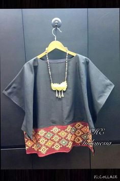 Material of songket fabric from Indonesia