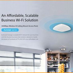TP-Link Launches Wireless and Ceiling Mount Access Point(EAP120) Built to manage a scalable wireless network for your business with the Auranet business-class solution. It delivers amazing wireless speed as well! To buy this router, visit Genx Systems: Free shipping across #UAE Wireless Network, Tp Link, Business Class, Uae, Ceiling, Free Shipping, Amazing, Ceilings, Trey Ceiling