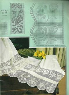 Patterns and motifs: Crocheted motif no. 1000