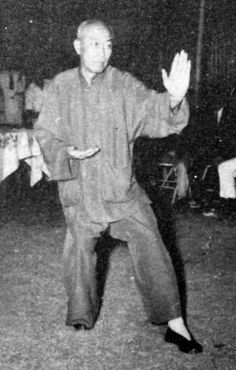 Yang Style Tai Chi Chuan, Step Back and Repulse the Monkey, Grand Master Tung Ying Chieh