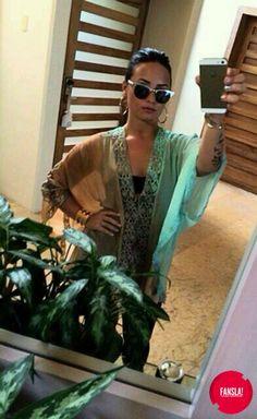 Nueva foto de Demi Lovato.