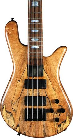 Spector - Spalted Maple......tasty tasty
