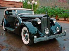 1935 Packard Twelve Dual Cowl Sport Phaeton Dietrich