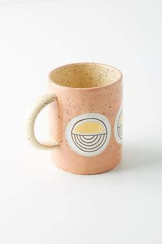 You Asked for Half a Cup of Coffee Novelty Mug Yellow Brown ...