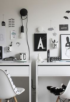 The Design Chaser: New Design Letters at Home