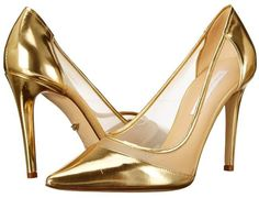 Gold rush heels