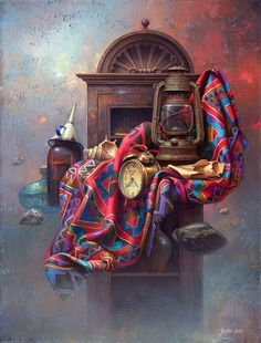 Edward Szutter was born in Poland in 1957 and is a member of The Association of Polish Artists and Designers. Painting Still Life, Still Life Art, Arabian Art, Indian Art Paintings, Jolie Photo, Egyptian Art, Calligraphy Art, Islamic Art, Collage Art