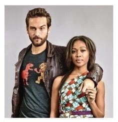 """Sleepy Hollow - Fates۵Entwined [Crane&Abbie] #30: """"Sometimes I have to throw her a saucy look...Hashtag Ichabbie.""""~Tom Mison - Page 10 - Fan..."""