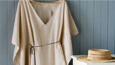How to sew a beach dress
