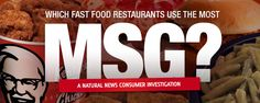 Monosodium glutamate, otherwise known as MSG, is a common ingredient in our food, and this is especially true for fast food. Technically speaking, MSG is the sodium salt of glutamic acid, and it's a widely...