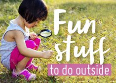 Our fast, fun and free activities keep kids busy – so you get 5 minutes for you! Find of ideas to help kids craft, paint, bake, play and learn. Free Activities, Outdoor Activities, Business For Kids, Crafts For Kids, Learning, Fun, Crafts For Children, Kids Arts And Crafts, Studying