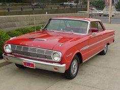 1963 Ford Falcon.  My first car.
