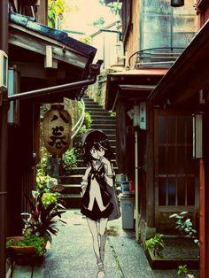 キルラキル kill la kill ryuko matoi anime manga japanese Aesthetic design by odio