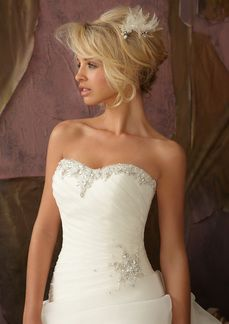 1858 Mori Lee Bridal Bodice