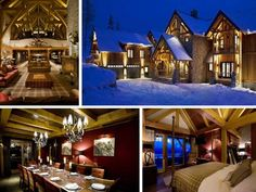 """CHRISTMAS in CANADA, anyone? We have AVAILABILITY at Canada's premier mountain home #luxury """"Chalet Bighorn"""" from Dec 19-26th. Experience an unforgettable retreat in Revelstoke's Winter Wonderland including heliskiing, husky sledging, snow tubing & fantastic lift skiing. Chalet Bighorn sleeps 16, more details: http://on.fb.me/1VMchCe CALL US NOW +34 971 13 15 41 or email us to relax@finest-holidays.com #winteriscoming #skiing #luxurytravel #luxurychalets #chalet #snow #luxurylifestyle #ski"""
