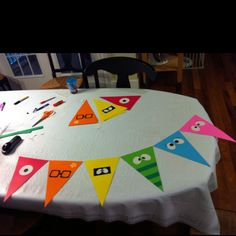 Yo Gabba Gabba party banner