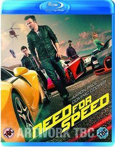 Need For Speed (2014) BDRip 480p 500MB | 720pmkv Movies