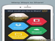 Qikshare - Bump - Airdrop  Android App - playslack.com ,  Best cross-platform file sharing app on the Market with NO ADS!Instantly share contacts and files with any Android, iPhone, iPad, PC, Mac, or Linux Box. This is by far the simplest way to share your pictures, videos, and files across platforms. You do not have to be on the same wifi and this app doesn't use bluetooth. Since bump was removed from the stores people have been looking for an adequate alternative. Well here it is! Please…