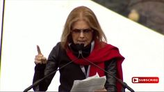 "Gloria Steinem Speech at ""Women's March"" In Washington, DC Watch Live: Protests against Donald Trump - Anti-Trump Protest - Women's March on Wash. Donald Trump Policies, Pregnant Actress, America Ferrera, Gloria Steinem, Natalie Portman, Women In History, Powerful Women, Scarlett Johansson, Role Models"