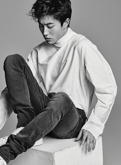 Kwak Dong Yeon - Esquire Magazine December Issue '16