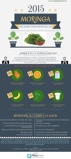 ¿Porqué la moringa es el #súperalimento del 2015? #moringa #superfood