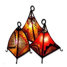 Moroccan Decor - Idea's for my bedroom