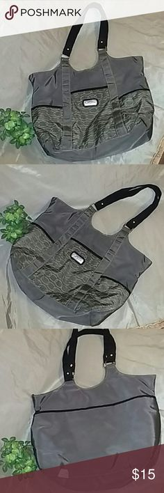 ✨New✨Baby Boom baby bag Baby bag is in really good condition still, from plenty of pre love. There is a tear in the corner inside pocket shown in one of the pictures. There are plenty of inside and outside pockets for all the necessary and then some. 14x5x13 babyboom Bags Baby Bags
